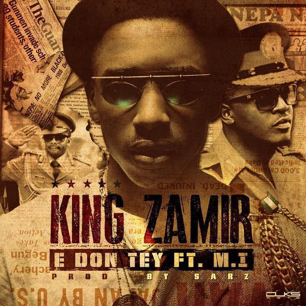 King-Zamir-E-Don-Tey