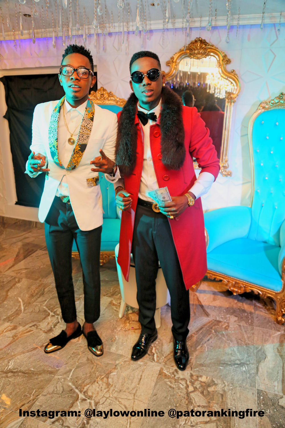 LayLow & Patoranking Keys To My beamer photos1