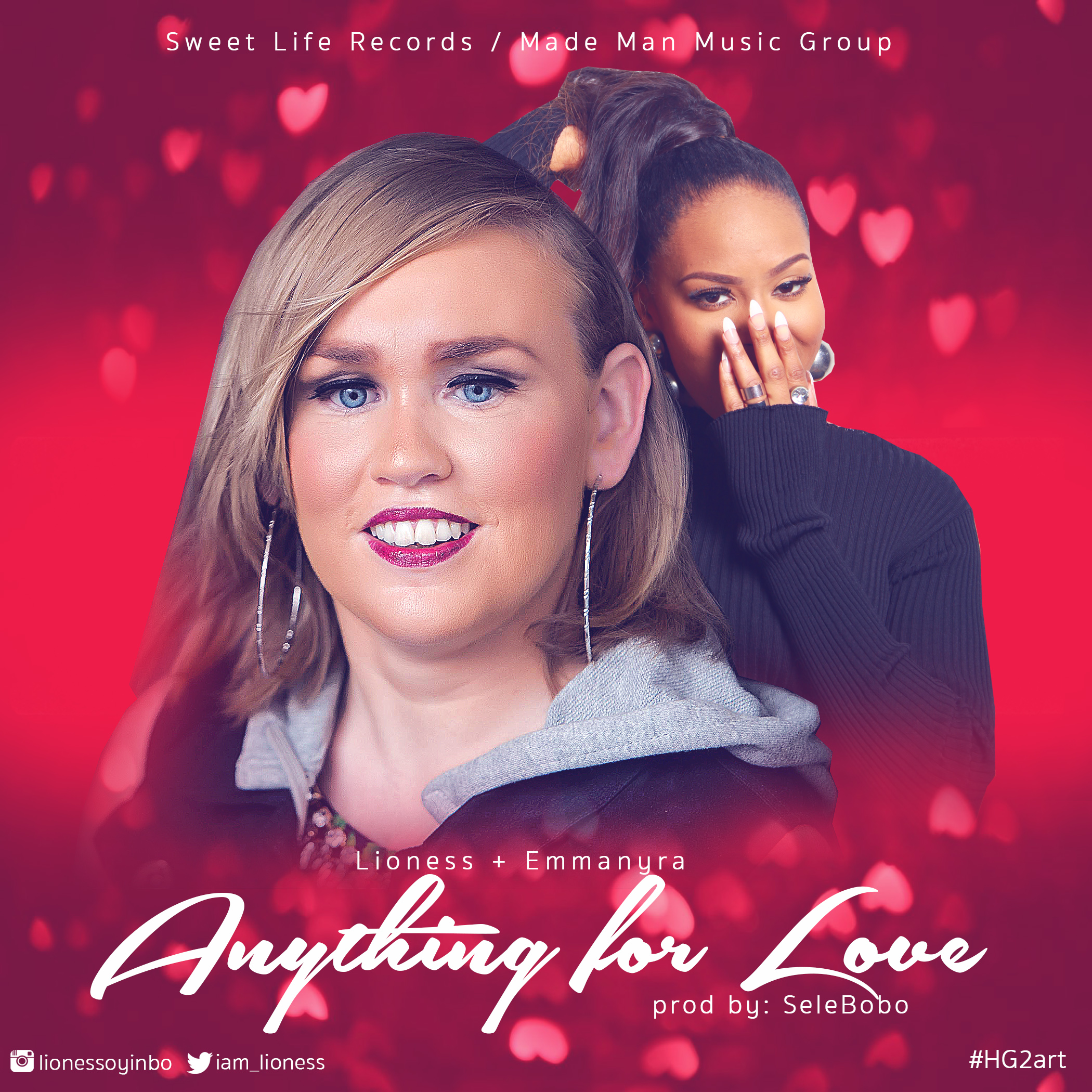 Lioness - Anything For Love ft. Emma Nyra-Art