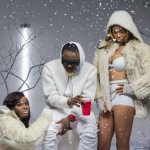"Exclusive! More Behind-The-Scene Photos From Ice Prince's ""Mutumina"" Video Shoot"