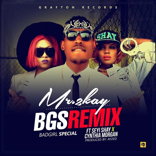 Mr 2Kay - Bad Girl Special (Remix)-Art