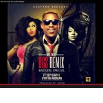 VIDEO: Mr 2kay – Bad Girl Special ft. Seyi Shay & Cynthia Morgan [Studio Session]