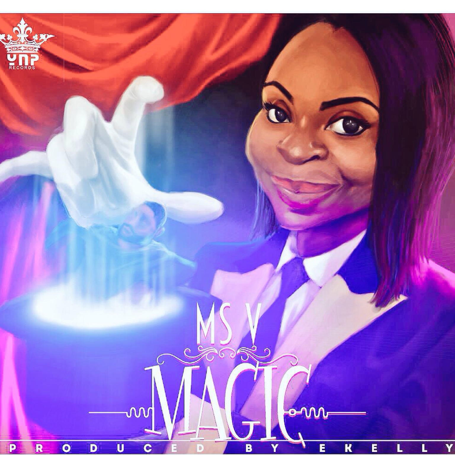 Ms V - Magic -Art