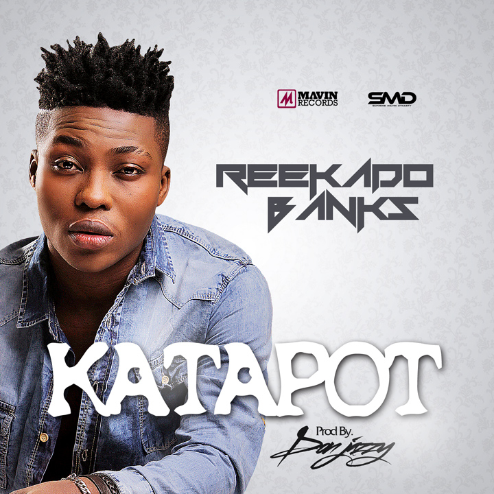 Reekado Banks-Katapot-Single-Art