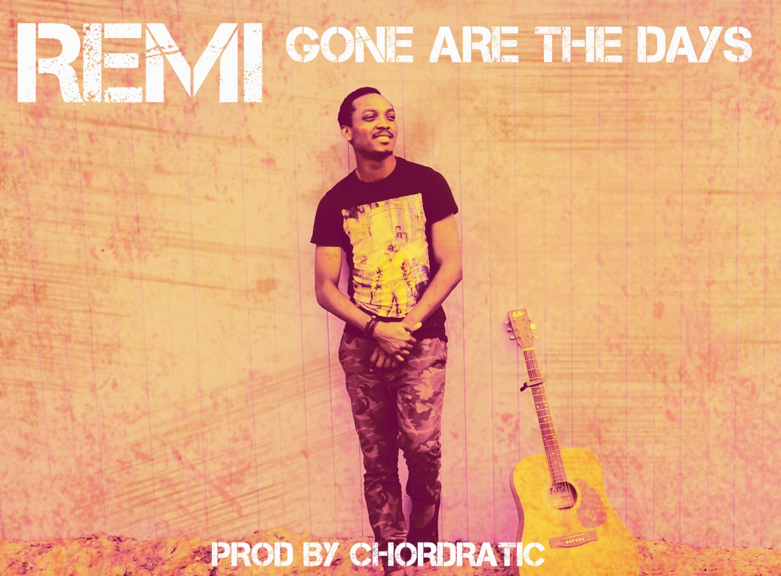 Remi - Gone Are The Days-Art