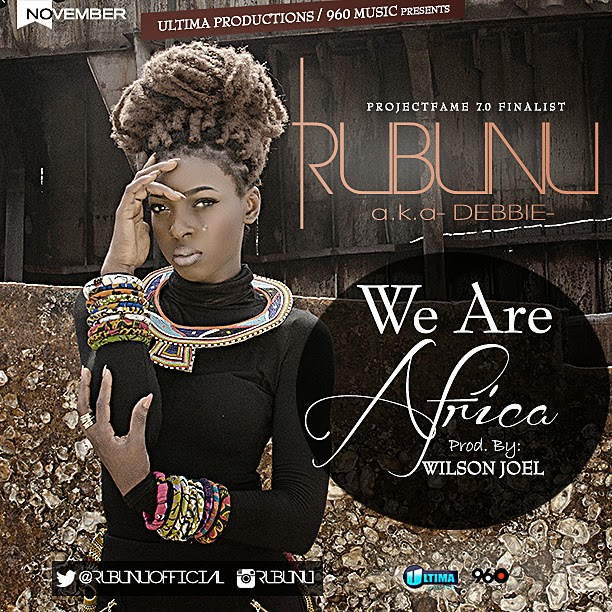 Rubunu - We Are Africa-Art