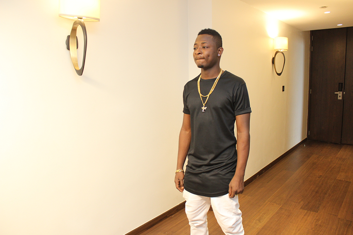 Shaydee Showers Prayers On Wizkid, Thanks Him For Helping His Career 1