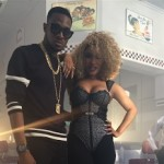 "Tonto Dikeh Shoots Music Video For ""Sugar Rush"" Featuring D'Banj"