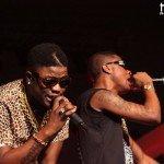 Heavy Shots Fired! Wizkid & Skales Call Each Other Out Over 'Azonto' Song