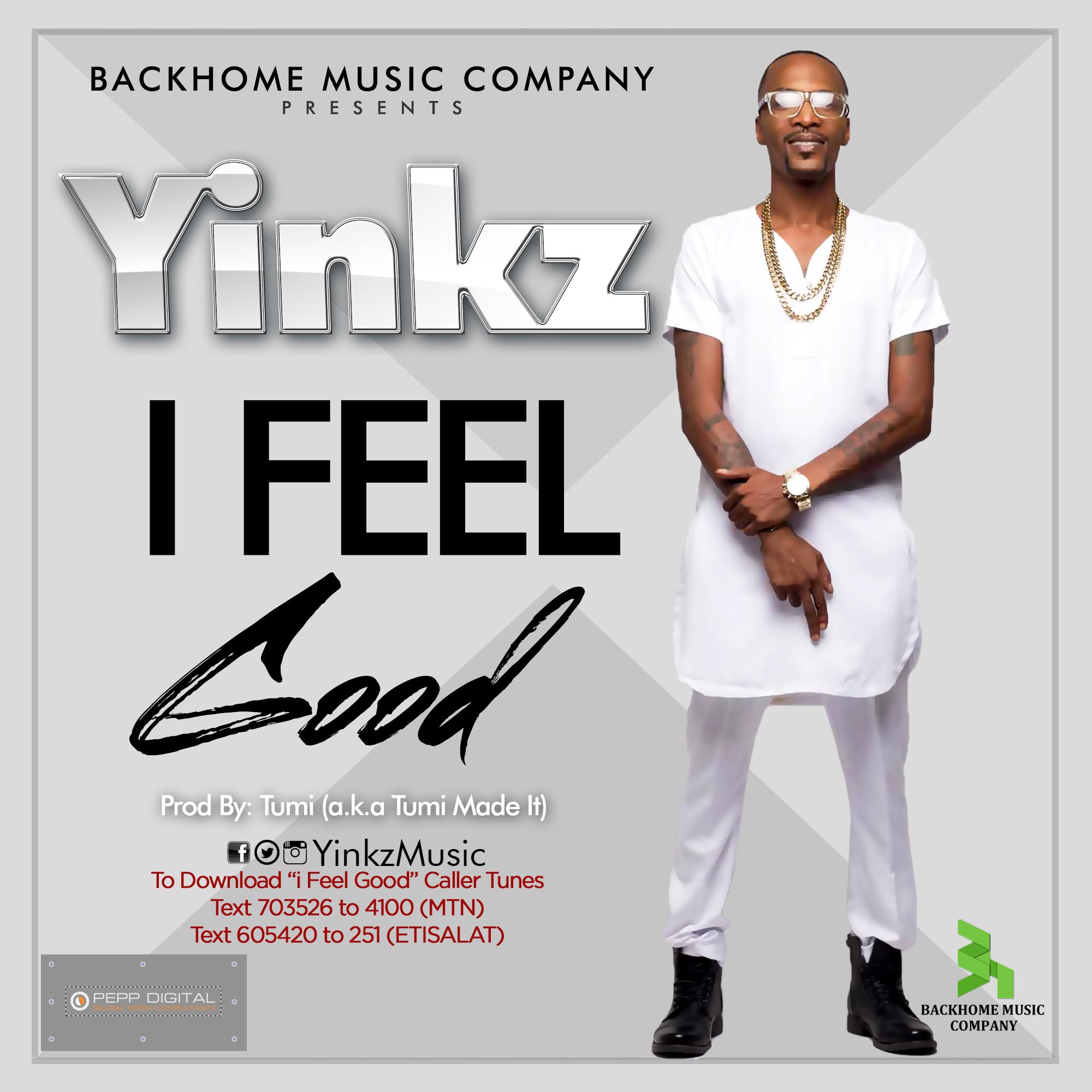 Yinkz - I Feel Good  (ART)