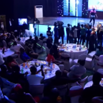 VIDEO: Watch D'Banj, Olamide & Kcee Perform At AY Live In Abuja