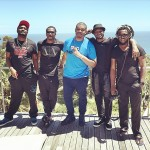 "P-Square, Don Jazzy, Clarence Peters land in South Africa for ""Collabo"" video shoot"