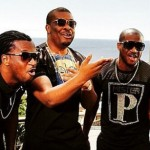 "BTS Photos: P-Square – ""Collabo"" ft. Don Jazzy"