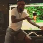 Watch Emmanuel Adebayor Dancing Shoki To Kiss Daniel's Woju