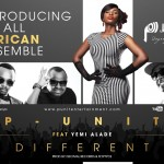 "P-Unit – ""Different"" ft. Yemi Alade (Prod. By Fliptyce)"