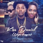 "Kiss Daniel – ""Woju Remix"" ft. Davido & Tiwa Savage"