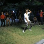 "Kiss Daniel Shoots Video for ""Woju Remix"" ft. Davido & Tiwa Savage. Watch B-T-S"