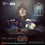 "Dr. Spice – ""Always"" ft. Burna Boy (Prod. by DeeVee)"