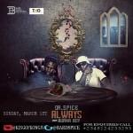 "Dr. Spice – ""Always"" ft. Burna Boy (Prod. by DeeVee)"