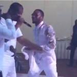 "VIDEO: Don Jazzy, D'banj & Wande Coal Perform ""Pere"""