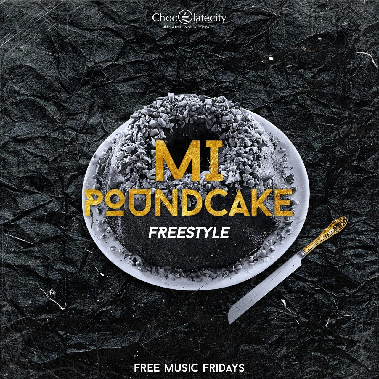 M.I – Round Cake (Freestyle) - Art