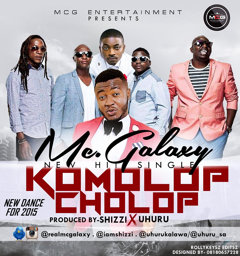 MC Galaxy – Komolop Cholop-Art