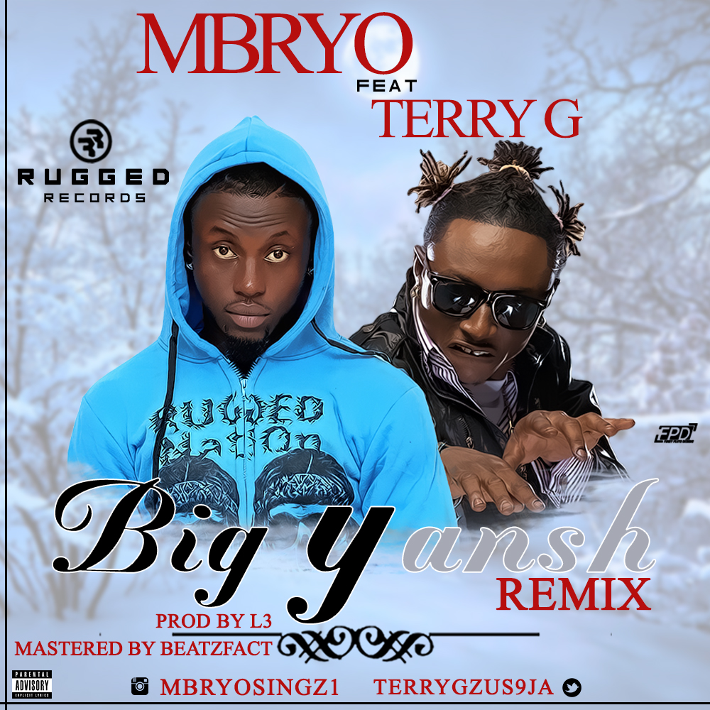 Mybro - Big-Yansh-Remix-Artwork