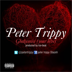 Peter Trippy - Gbakamisi-ART
