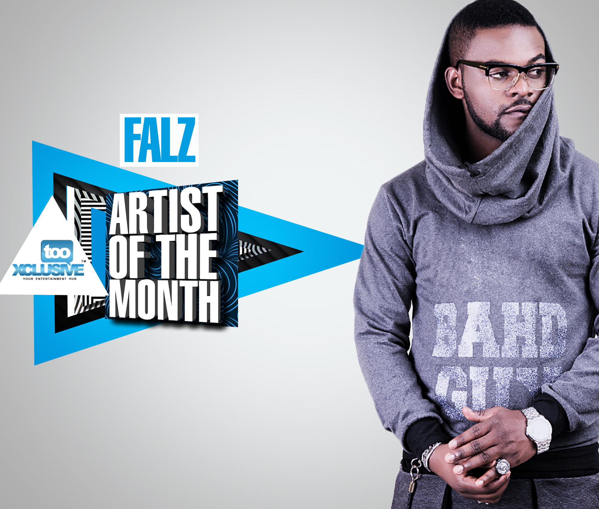 TX Artiste of the Month - Falz