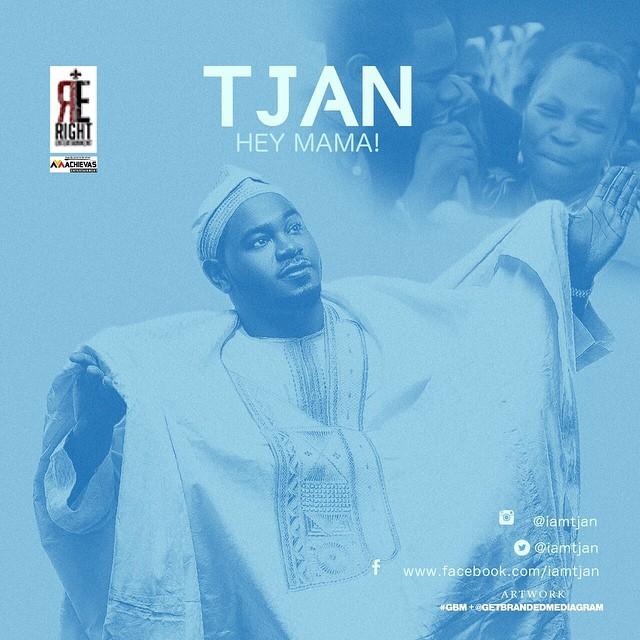 Tjan - Hey Mama - Art
