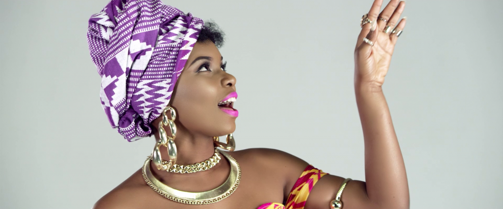 Yemi Alade - Temperature ft. DiL [Video Screenshot]