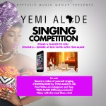 "Yemi Alade – ""Temperature"" ft. DiL + Video Teaser"
