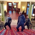 "VIDEO TEASER:  Kcee x Iyanya & Harrysong – ""Feel It"" (Awor Dance)"