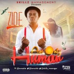 "Zide – ""Am Only Human"""