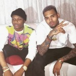 "VIDEO: Wizkid & Chris Brown Perform Sarz Produced ""African Bad Girl"""