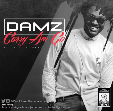 Damz - Carry Am Go-ART