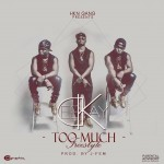 "HKN Gang Presents: Deekay – ""Too Much (Freestyle)"""