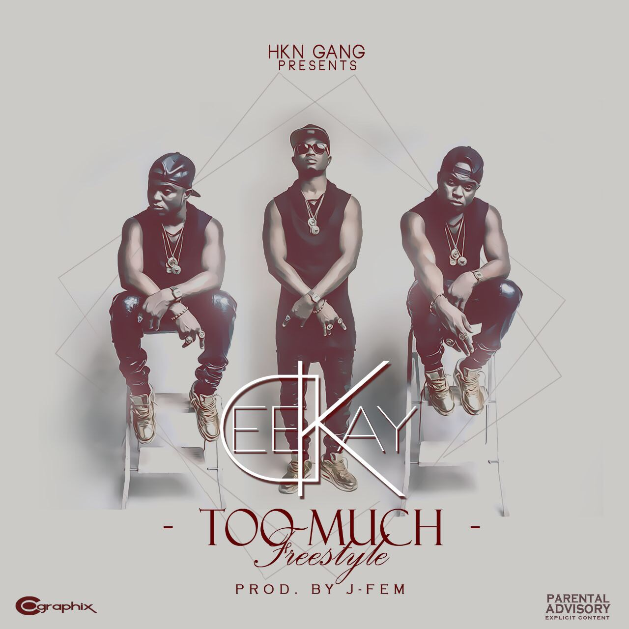 Deekay - Too Much - ART