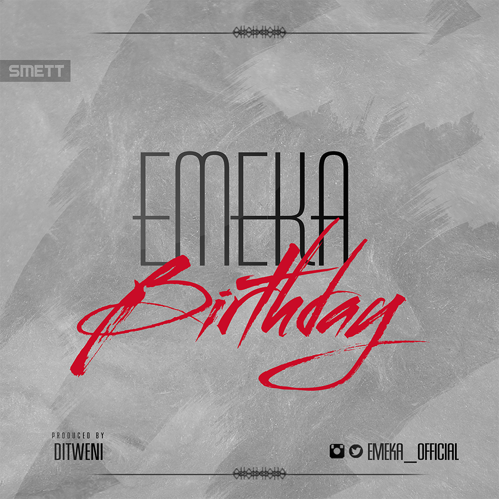 EMEKA - BIRTHDAY [ART]