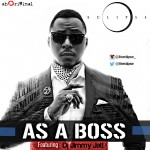 "Eclipse – ""As A Boss"" ft. DJ Jimmy Jatt"