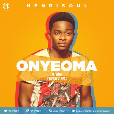 Henrisoul - Onyeoma ft Nimix - Cover Art