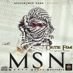 "Oritse Femi – ""Money Stops Nonsense"" Album Tracklist"