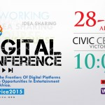 Africa converges in Lagos for the Digital Entertainment Africa Conference 2015 #DECAfrica2015