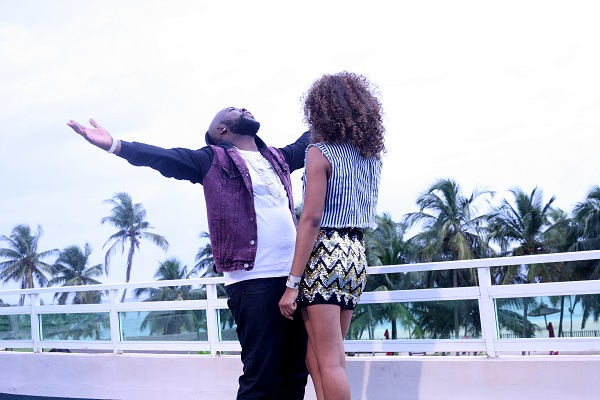 Percy - Bonnie & Clyde ft. Solidstar B-T-S Photo (2)