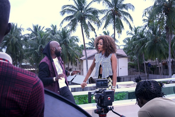 Percy - Bonnie & Clyde ft. Solidstar B-T-S Photo (3)