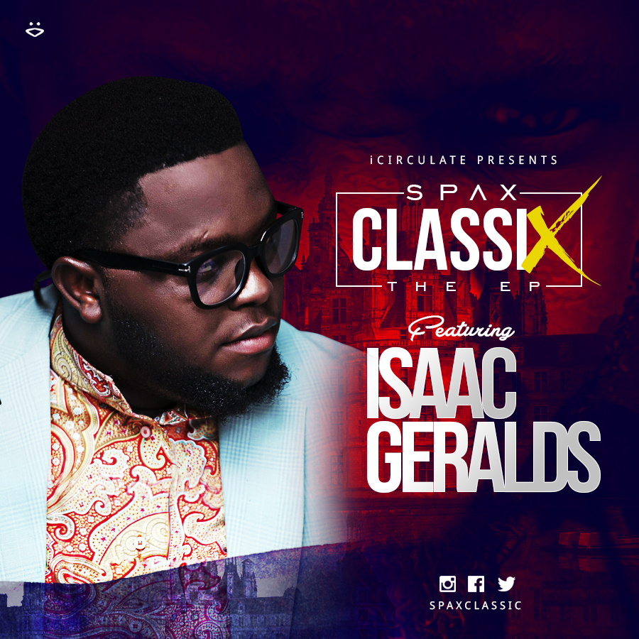 Spax - Cheers ft. Isaac Geralds-ART
