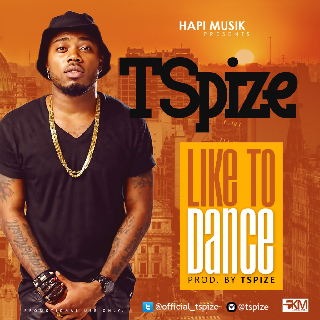TSPIZE LIKE TO DANCE 2