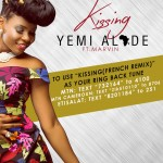 "Yemi Alade – ""Kissing (Remix)"" ft. Marvin"