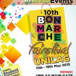 Catch tooXclusive at the BonMarche Fairstival UNILAG today!
