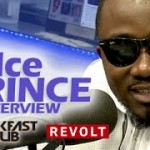 "VIDEO: Ice Prince's Interview On ""The Breakfast Club"""